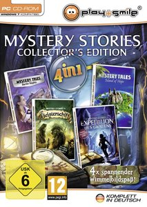 Mystery Stories: Collectors Edition 4in1