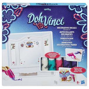 Hasbro Doh Vinci Zimmerdekosticker Design Set