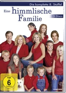 Eine Himmlische Familie- Staffel 8 (5 DVDs)