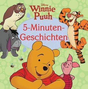 Disney: 5-Minuten-Geschichten - Winnie Puuh