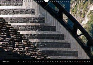 Kontraste (Wandkalender 2016 DIN A3 quer)