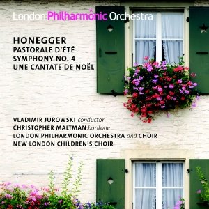 Pastorale D'?t?/Sinfonie 4/une Cantate De