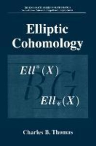 Elliptic Cohomology