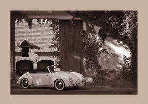 Das 1954er Dannenhauer und Stauss Cabrio