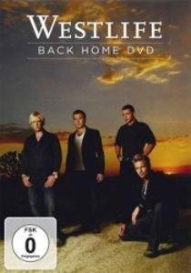 Back Home DVD