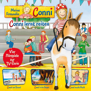 06: Conni Lernt Reiten/Strand/In Den Bergen/Musik