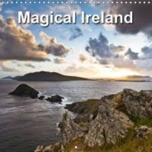 Magical Ireland (Wall Calendar 2015 300 × 300 mm Square)