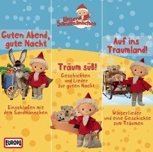 Unser Sandmännchen Box 02 (Folge 4, 5 & 6)