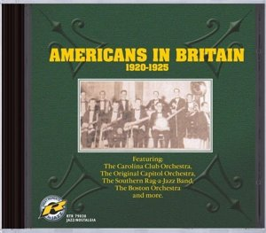 Americans In Britain 1920-1925