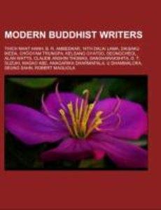 Modern Buddhist writers
