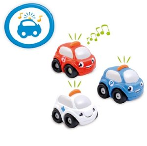 BIG 800055872 - PlayBIG FLIZZIES Auto mit Sound