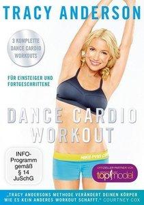 Tracy Anderson- Dance Cardio Sammelox