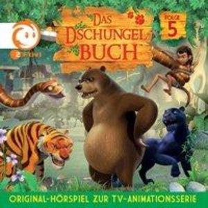 05: Das Dschungelbuch - Orig.Hörspiel Zur TV-Serie