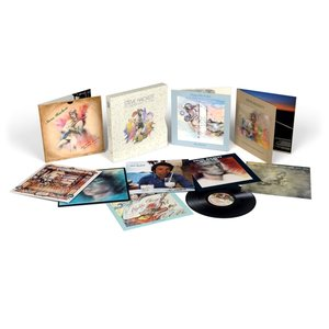 The Charisma Years 1975-1983 (Limited 9-LP Box)