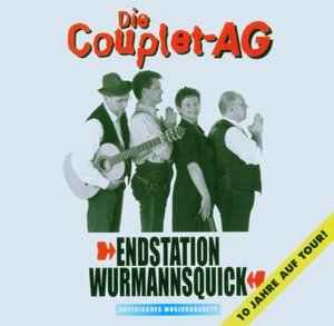 Endstation Wurmannsquick (CD)