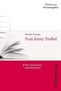 Theodor Fontane. Frau Jenny Treibel (Textausgaben)