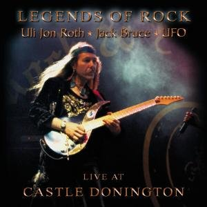 Legends of Rock-Live at Castle Donington