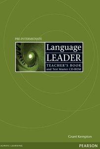 Language Leader Pre-intermediate Teacher's Book (with CD-ROM)
