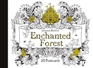 Enchanted Forest. 20 Postcards