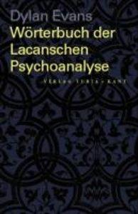 Wörterbuch der Lacanschen Psychoanalyse