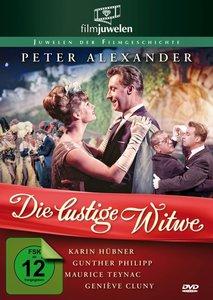 Peter Alexander: Die lustige Witwe (Filmjuwelen)