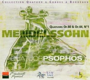 Streichquartette op.80 & op.44,1