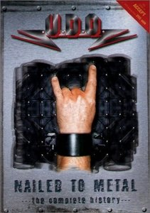 Nailed To Metal,DVD