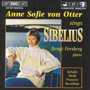 Anne Sofie Von Otter singt Sibelius