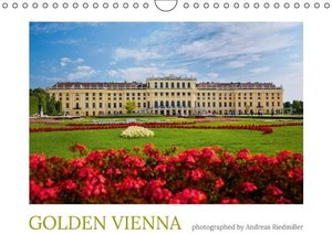 Golden Vienna photographed by Andreas Riedmiller (UK-Version) (W
