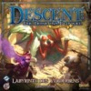 Heidelberger Spieleverlag HEI0603 - Descent 2. Edition: Labyrint