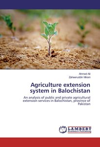 Agriculture extension system in Balochistan