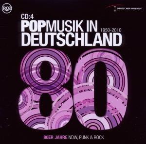 Pop in Deutschland-80er-NDW,Punk & Popkultur