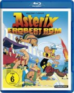 Asterix erobert Rom