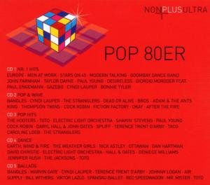 Nonplusultra-Pop 80er