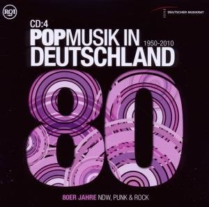 Pop in Deutschland-80er-NDW,Punk & Popkultur