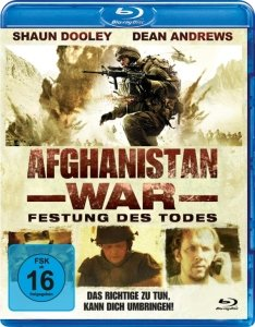 Afghanistan War-Festung des Todes