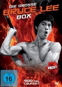Die Grosse Bruce Lee Box (Uncut)