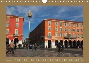 Nizza, Monaco, Antibes (Wandkalender 2016 DIN A4 quer)
