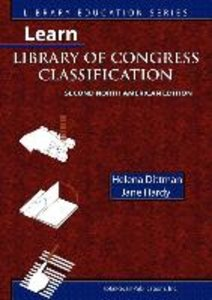 Learn Library of Congress Classification, Second North American