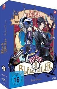 Black Butler - 3.Staffel - Box 1 (2 DVDs)