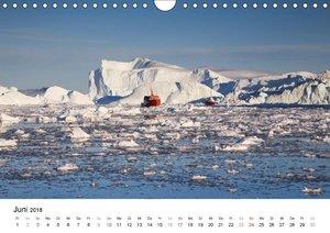 Rund um den Ilulissat Eisfjord - GRÖNLAND 2018