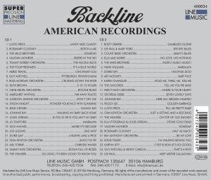 Backline Vol.34