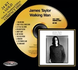 Walking Man-24k-Gold CD