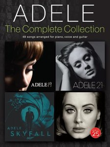 Adele: Complete Collection (PVG)