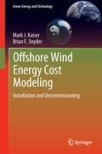 Offshore Wind Energy Cost Modeling