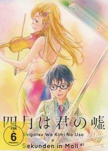 Shigatsu Wa Kimi No Uso-Sekunden in Moll (Vol.1)