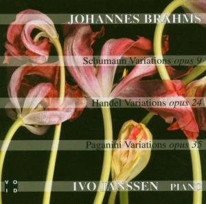 Schumann,Handel & Paganinini Variations