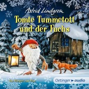 Tomte Tummetott und der Fuchs