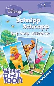 Ravensburger 23311 - Winnie the Pooh: Schnipp Schnapp