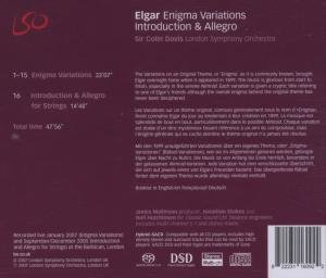 Enigma Variationen/Introduktion & Allegr